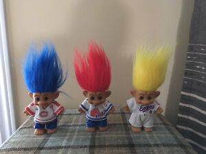 Forest Troll Expos / Canadiens / Nordiques (10$ chaque)