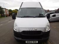 Finance Me! Iveco Daily S Class 2.3TD 35S13V LWB one owner van (45)