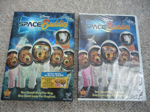 Brand New Disney's Space Buddies on DVD With Slipcover