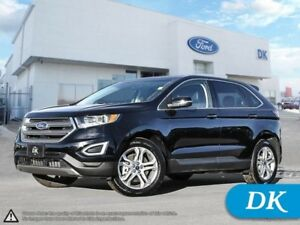 2017 Ford Edge Titanium AWD w/ Leather, Nav, Pano Roof  Much Mor