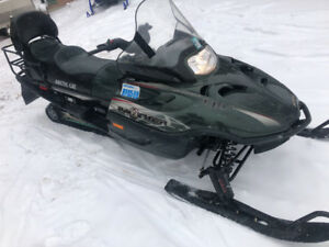 2011 Arctic Cat Ltd Edition Z1 Turbo 1100 Sno ProLike New