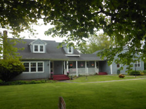Cape Cod house for sale with in-law suite and cottage