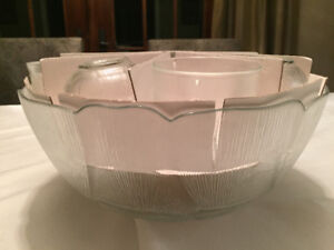 Punch Bowl Set! Never used -still in box!!
