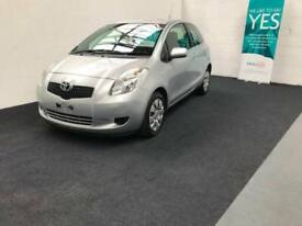 Toyota Yaris 1.0 VVT-i T3 finance available from £20 per week