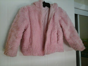 Cute reversable jacket size 4 for girls