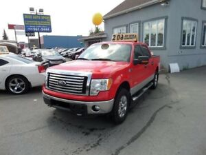 2011 Ford F-150 4WD SuperCrew