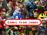 *Games from James* Over 1000 Games For Sale!!!