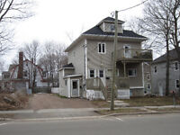 Centrally Located: 2 bedroom unit in Triplex