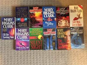 Mary Higgins Clark - Various Titles Angaston Barossa Area Preview