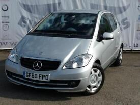 2010 MERCEDES A-CLASS A160 CDI BLUEEFFICIENCY CLASSIC SE DIESEL 50+MPG AUTOMATIC