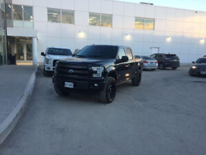 Ford F-150 Fully loaded 4x4 lariat
