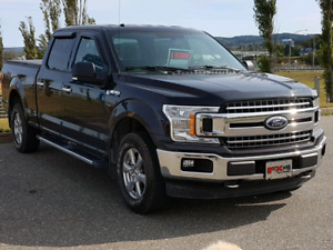 CAMION FORD  F-150 2018