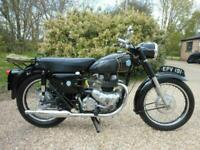 AJS MODEL 20, 1956, BEAUTIFUL CONDITION 500 TWIN, STAINLESS SPOKES ++RESERVED+++