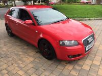 2005 Audi A3 2.0 TDI sport 6 speed