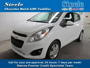 2015 Chevrolet SPARK 1LT 5-Door Sporthatch