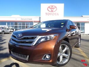 2014 Toyota Venza 4DR WGN V6 AWD Limited One Owner