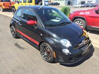 Immaculate Fiat Abarth Lady Driven includes winter tires