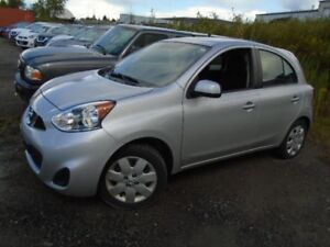 2015 Nissan Micra SV AUTOMATIC! CRUISE CONTROL! AC!