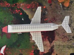 Lego Lear Jet
