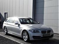2014 BMW 520d Touring Silver 97000 miles LHD