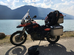 2010 BMW F800GS NEW CONDITION