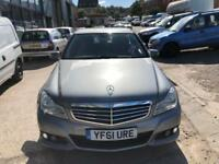 Mercedes-Benz C220 2.1CDI Blue F CDI SE 4 door - 2011 61-REG - FULL MOT