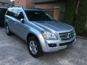 2007 Mercedes-Benz GL-Class 320 CDI Diesel SUV, Crossover