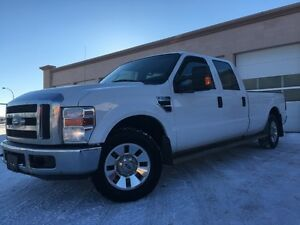 2008 Ford F-350 XLT = CREW CAB LONG BOX = 5.4L
