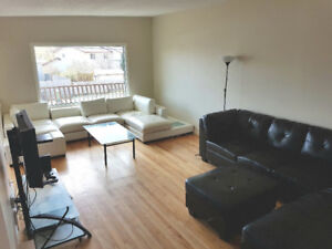 Looking for 2 roommates to share furnished duplex