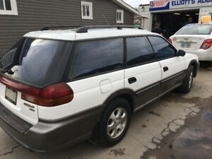 1998 Subaru Legacy Outback - As Is
