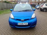 2009 Toyota Aygo 1.0 VVT-i Blue 5dr