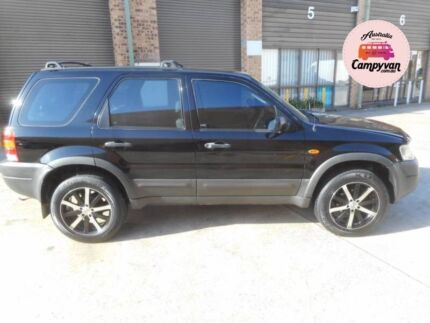 2005 Ford Escape 4x4  Long Rego Perfect Backpackers car
