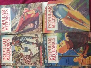 $200 OBO ROUGHLY 50 OLD MECHANIC BOOKS Cornwall Ontario image 6