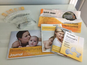Medela Freestyle + all accessories to pump from Day 1 Kitchener / Waterloo Kitchener Area image 4