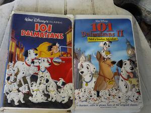 101 Dalmations Dvd set