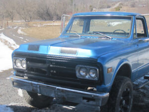REDUCED !!! 1970 GMC Pickup 4X4