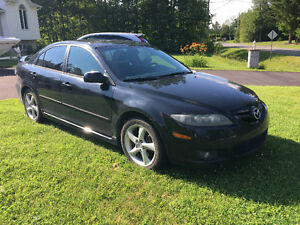 2007 Mazda Mazda6 Hatchback Berline