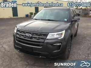 2018 Ford Explorer XLT 4WD  - Sunroof