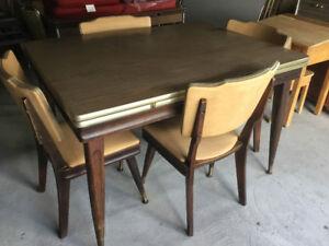 mobilier de cuisine vintage
