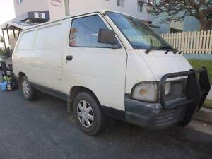 Fully equiped Toyota Townace - Perfect backpacker van Randwick Eastern Suburbs Preview