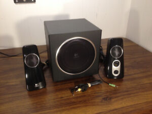 Logitech Z-532 Multi Media 2.1 Speakers