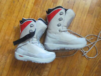 Mens RIDE Snowboard Boots Size 8.5/9