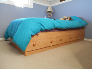 Single Mates Bed