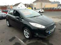 2013 Ford Fiesta 1.6 Zetec Powershift Automatic 5-Door From £6,995 + Retail Pack