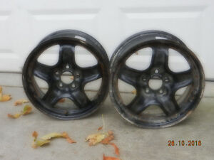 GM Rims set of 4