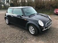 Mini Mini 1.6 One Black *101,000 FSH*