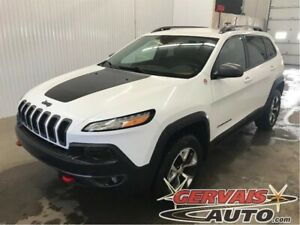 Jeep Cherokee Trailhawk V6 4x4 MAGS Temps Froid 2016