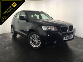 2012 BMW X3 XDRIVE20D SE DIESEL 184 BHP SERVICE HISTORY FINANCE PX WELCOME