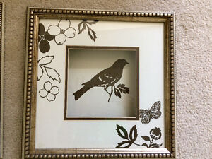 Brand new beautifully framed bird drawings Kitchener / Waterloo Kitchener Area image 2