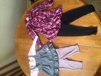 2 girl outfits
